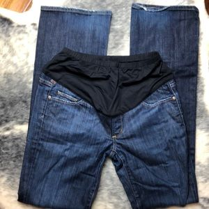 Citizens of Humanity Bootleg Maternity Jeans 31